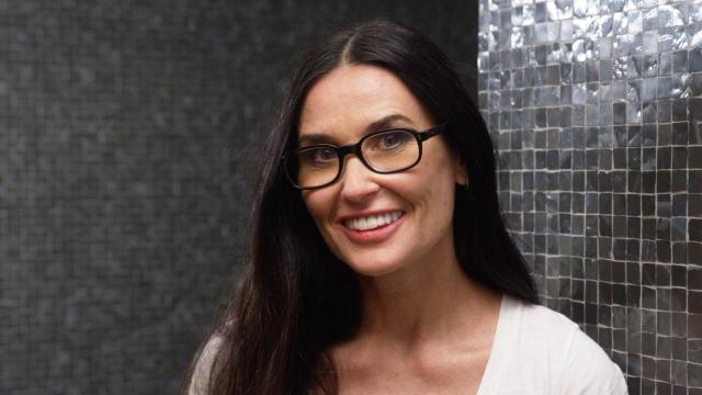 Demi Moore Nightly Skincare Routine - Demi Moore Go To Bed With Me - harpersbazaar.com