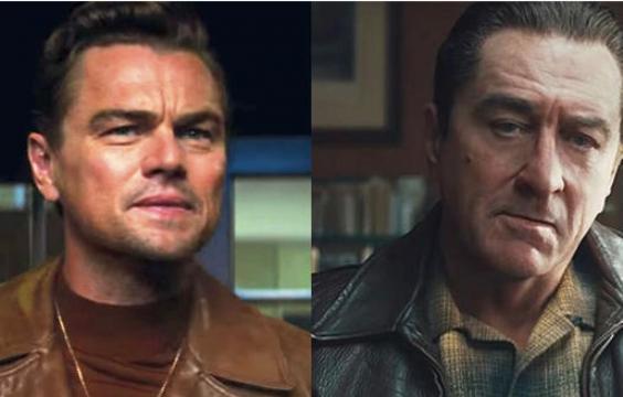 DiCaprio y De Niro protagonizarán la nueva cinta de Scorsese