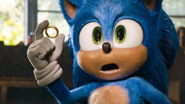 El nuevo y mejorado diseño de Sonic.