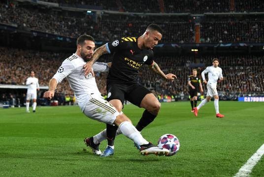 El City ganó por primera vez en su historia al Real Madrid. www.com.au