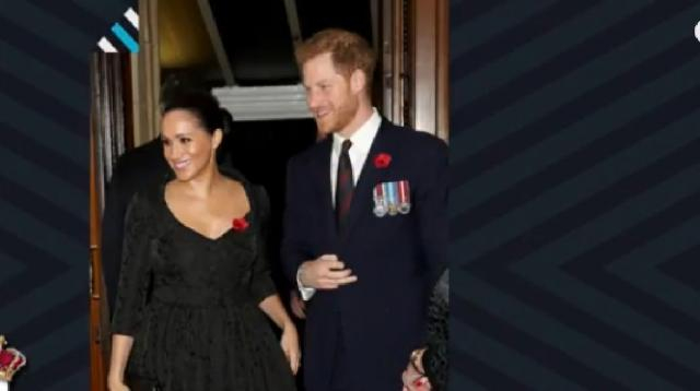 Are Prince Harry & Meghan Markle moving to L.A.? [Image source/E! News YouTube video