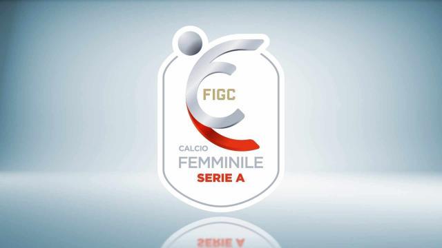 Logo della Serie A femminile, massimo campionato italiano.