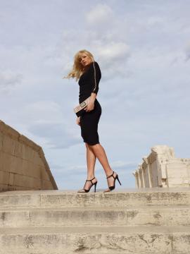 Raffaella Di Caprio brand ambassador di Carla Sanchez