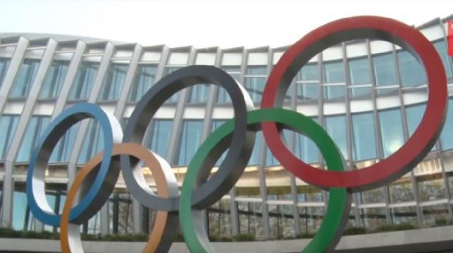 Coronavirus and the Tokyo 2020 Olympics. [Image source/Nippon TV News 24 Japan YouTube video]
