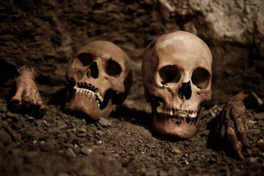Egipto anuncia hallazgo de tumba