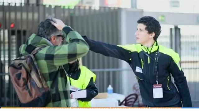 Coronavirus: Life under Italy's lockdown. [Image source/ Nine News Australia YouTube video]