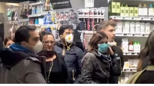 Italy on nationwide lockdown as coronavirus cases surge. [Image source/CBS News YouTube video]