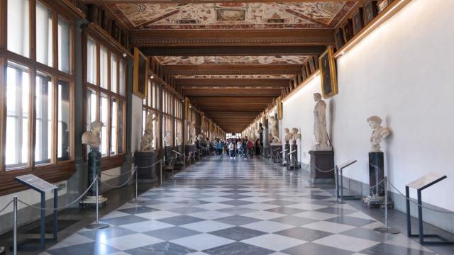 La Galleria degli Uffizi di Firenze lancia il suo hashtag #UffiziDecameron