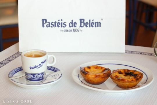 Pasteis de Belém (Picture from steemit.com)