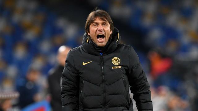 Inter boss Antonio Conte claims 100th win as a Serie A coach | FOX ... - foxsportsasia.com