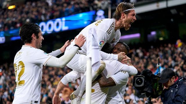 El triunfo del Madrid puede ser un punto de inflexión fuerte en la temporada. www.infinitemadrid.com
