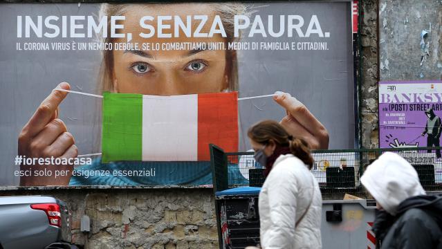 Italia contabiliza 5.476 fallecidos con coronavirus, 651 más en 24 ... - elheraldo.co