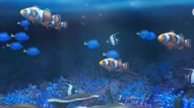 Coral reefs: Great Barrier Reef bleaching enters