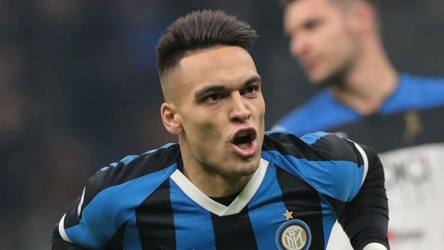 Lautaro Martinez in love with Inter but flattered by Barcelona ... - goal.com