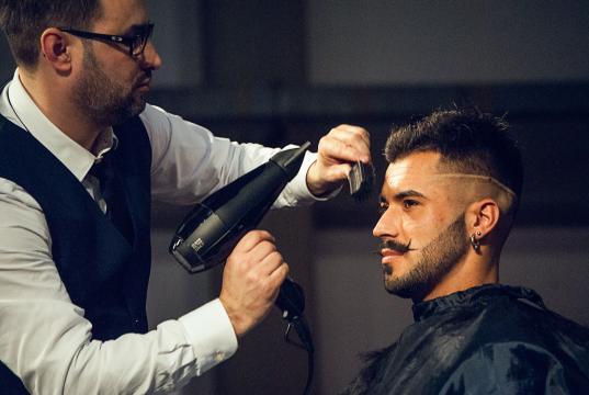Fotos gratis : hombre, persona, cabello, modelo, barba, cortar ... - pxhere.com