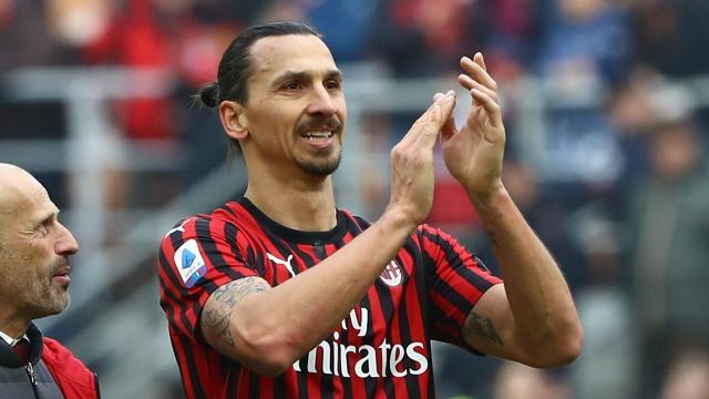 Milan, Ibrahimovic potrebbe lasciare.