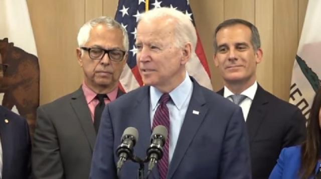 Joe Biden relishes stunning comeback on Super Tuesday. [Image source/ABC News YouTube video]