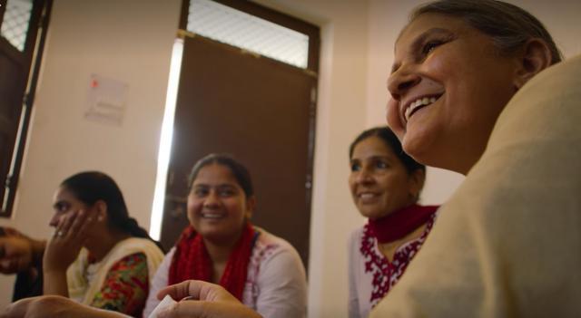 En la India la menstruación es un tema tabú. Documental Period. End of Sentence.