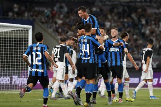 Juventus-Inter stagione 2019/2020