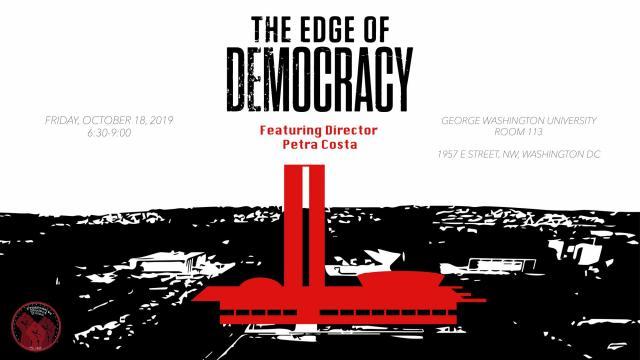 El documental de Petra Costa 'The Edge of Democracy', más controversial por su recién nominación al Óscar.