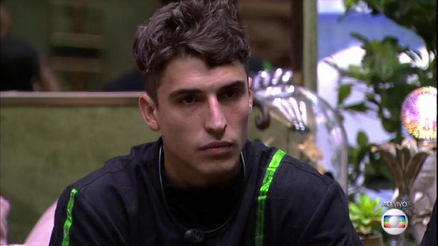 BBB 20': Brasil não sabe lidar com a cara de Prior vendo Gizelly ... - com.br
