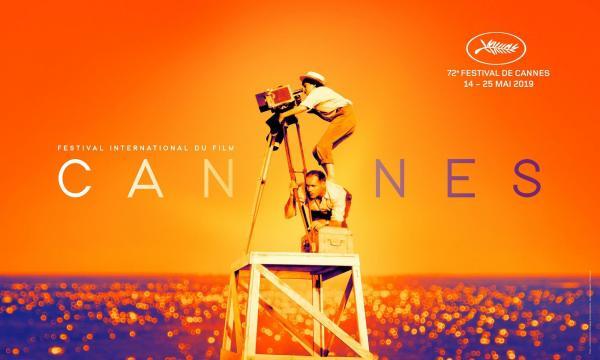 El festival de Cine de Cannes es uno de los asociados al Festival virtual y gratuito 'We are one'.