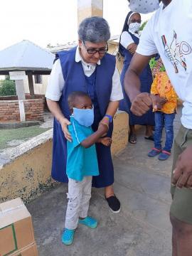 Au Centre des Handicapés de Sangmelima (c) Raymond Barre Mekamba