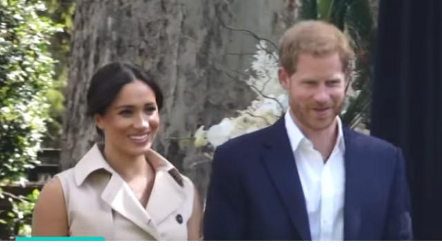 Prince Harry launches first initiative after Royal Exit. [Image source/Access YouTube video]