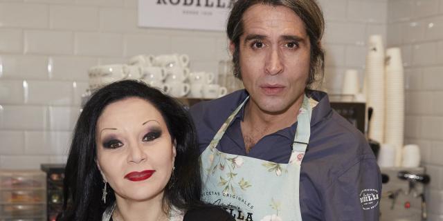 Mario Vaquerizo pasando la cuarentena junto a su esposa Alaska