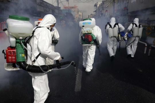 Muertes por coronavirus en Irán superan las 600. - houstonchronicle.com