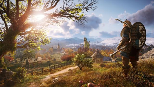 El juego permite convierte los asentamientos en un lugar digno de un vikingo.