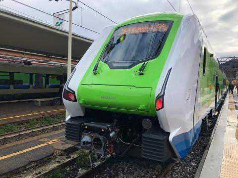 Open Day Trenord col nuovo treno Caravaggio – Imprese Lavoro - imprese-lavoro.com