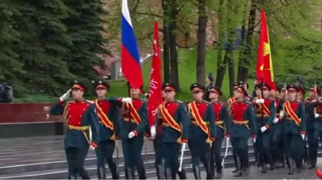 Russia scales back World War II Victory Day parade amid coronavirus fears. [Image source/Global News YouTube video]