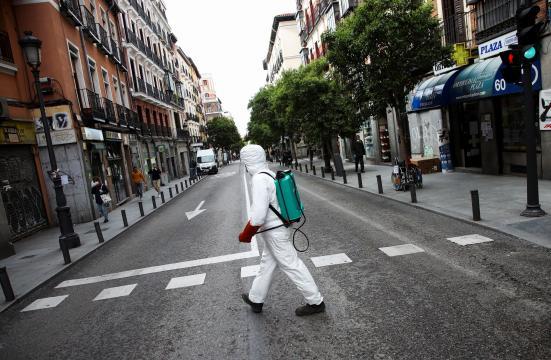 La primera fase de la desescalada está en desarrollo en diversas ciudades del país. Imagen cortesía de Economía Digital.