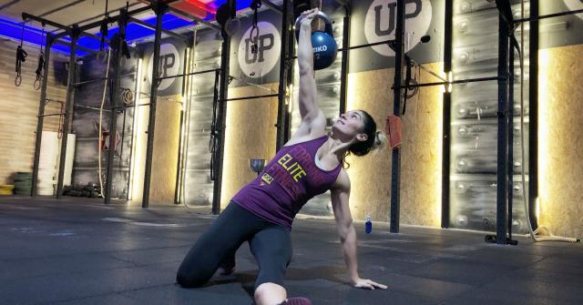 CrossFit, el deporte con nombre de mujer - Deporte y Mujer ... - deporteymujer.com