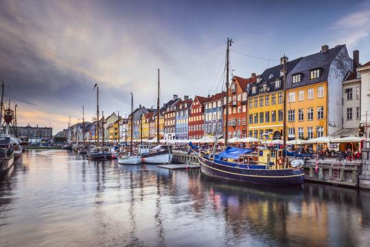 Dinamarca tiene cerrada su frontera desde el 14 de Marzo