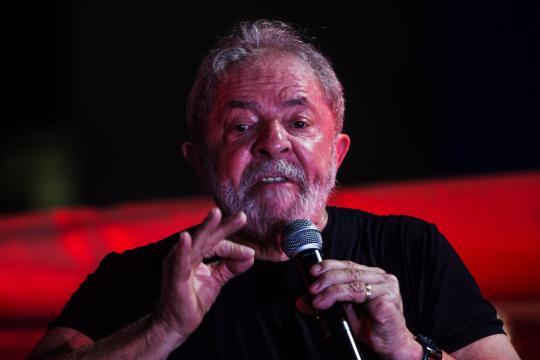 Lula viu um lado positivo no coronavírus. (Arquivo Blasting News)