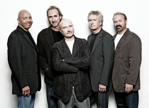 Liderado por Phil Collins, o Genesis fez uma turnê épica em 1992. (Arquivo Blasting News)