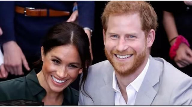 Meghan Markle & Harry Bel Air Mansion shopping. [Image source/TMZLive YouTube video]