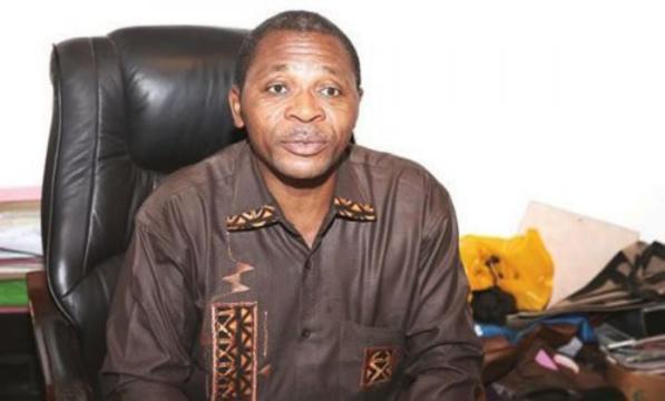 Paul Atanga Nji, Ministre de l'Administration Territoriale du Cameroun... - lebledparle.com