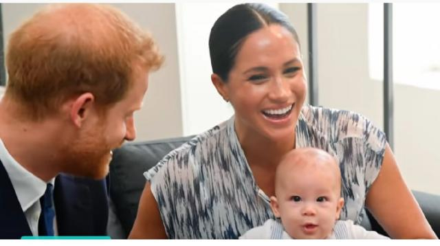 Kate Middleton, Prince William & Royal Family wish Archie Happy Birthday. [Image source/Access YouTube video]