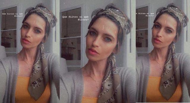 Sara Carbonero en una imagen para Istragram