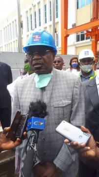 Théodore Nsangou, Directeur Général des EDC (c) EDC