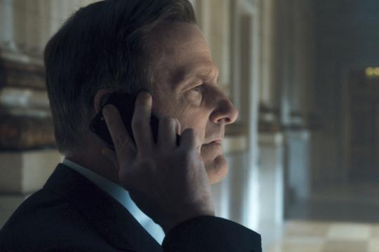 Jeff Daniels para la serie 'The Comey Rule' como James Comey ex-director del FBI