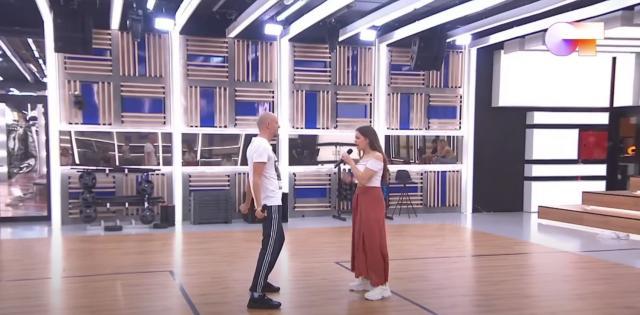 Eva y Guille Milyway en el segundo pase de micros de