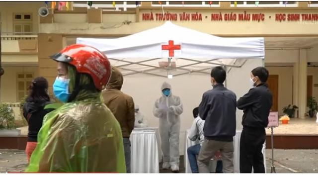 Vietnam reports no new cases of COVID-19. [Image source/CNA YouTube video]