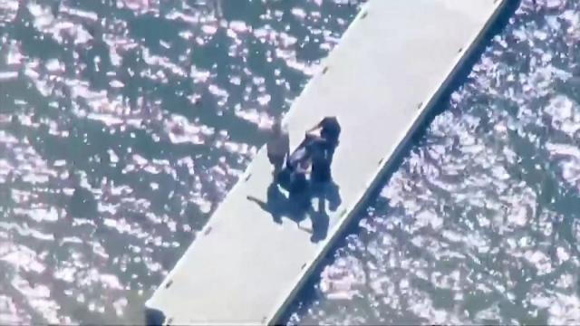 La policía encontró un cuerpo en el lago donde se ahogó la actriz Naya Rivera