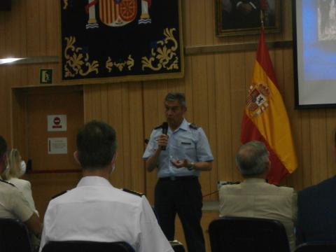 El JEMAD expone las características de la nueva Directiva de Defensa Nacional.