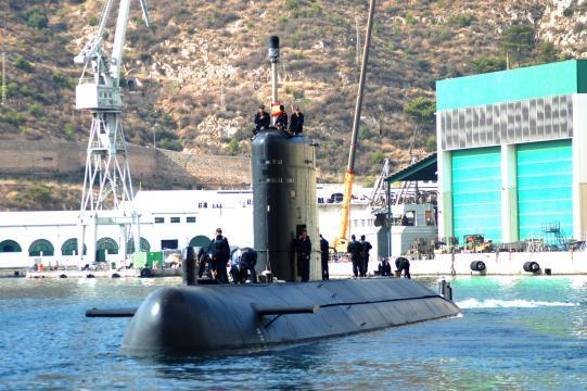 Los nuevos programas de armamento, como el del submarino S-80 se mantienen a buen ritmo.