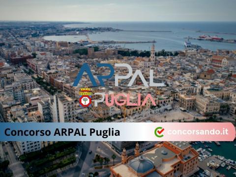 Arpal Puglia: un concorso per diplomati e due per laureati, anche con triennale.